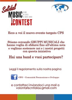 Solidal music contest