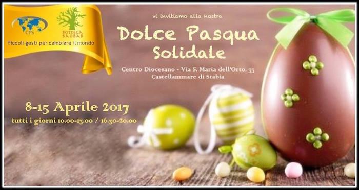 Dolce Pasqua solidale